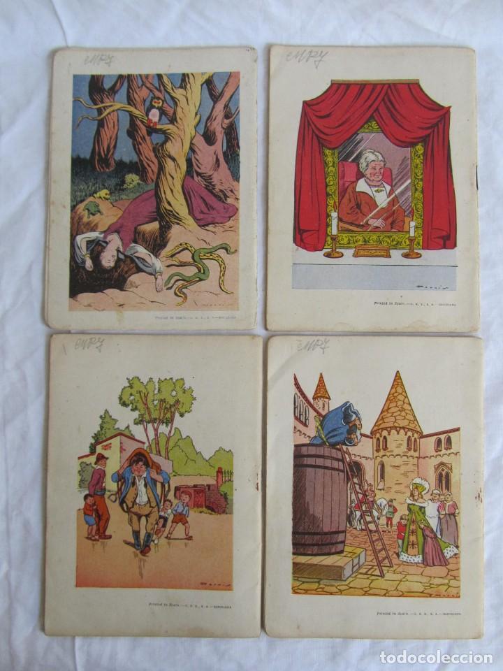 Libros antiguos: 13 cuentos ilustrados para niños Ramón Sopena - Foto 3 - 156648346