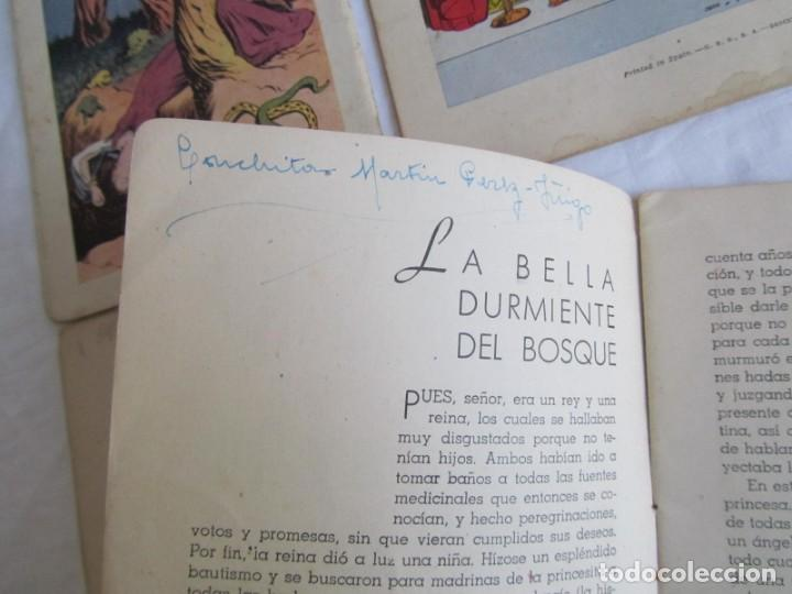 Libros antiguos: 13 cuentos ilustrados para niños Ramón Sopena - Foto 4 - 156648346