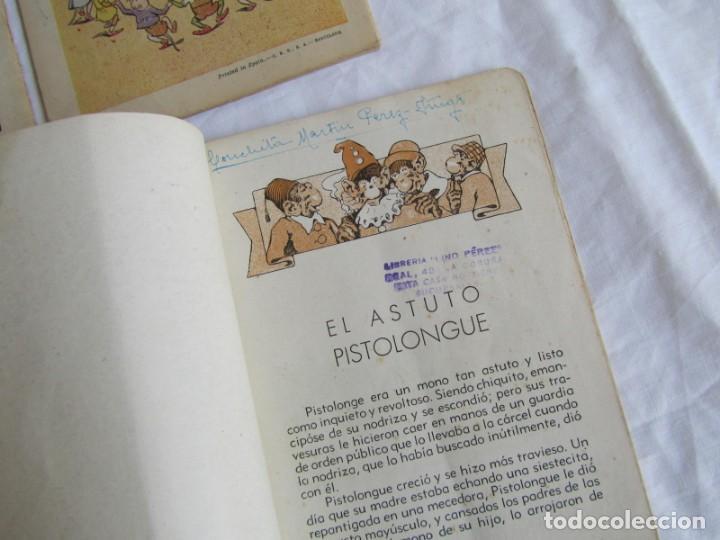 Libros antiguos: 13 cuentos ilustrados para niños Ramón Sopena - Foto 10 - 156648346