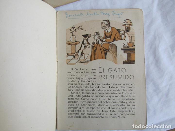 Libros antiguos: 13 cuentos ilustrados para niños Ramón Sopena - Foto 12 - 156648346