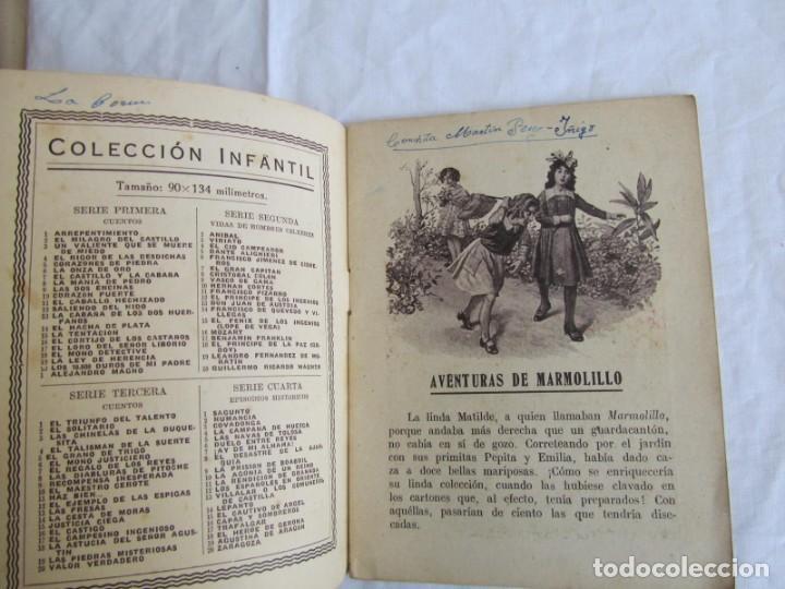 Libros antiguos: 13 cuentos ilustrados para niños Ramón Sopena - Foto 19 - 156648346