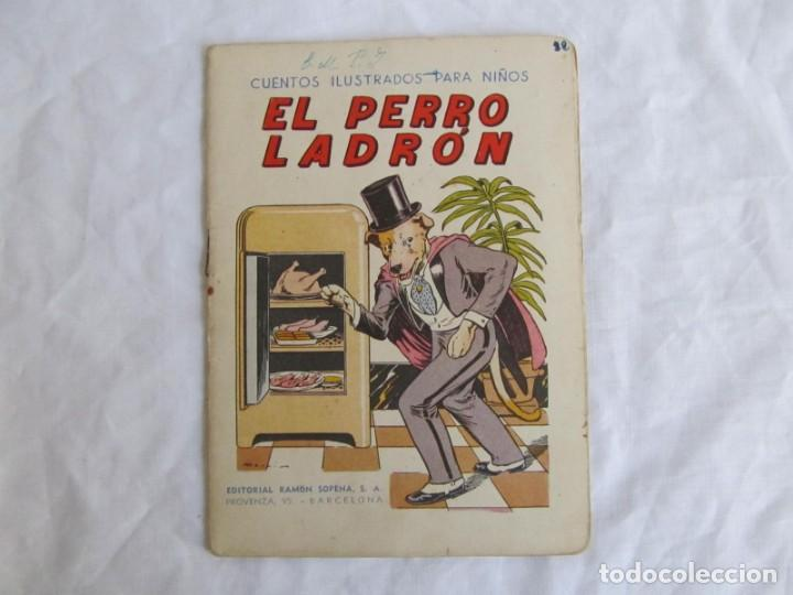 Libros antiguos: 13 cuentos ilustrados para niños Ramón Sopena - Foto 20 - 156648346