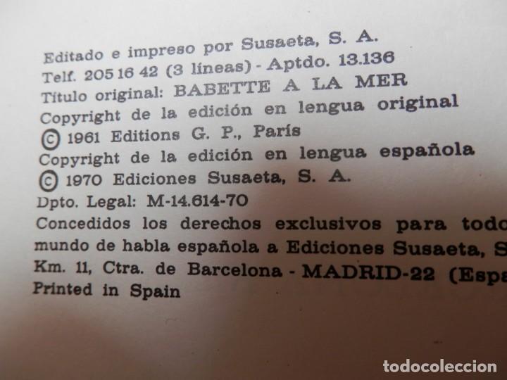 Libros antiguos: PATRICIA EN EL MAR. PATRICIA EN EL CIRCO. - Foto 4 - 156992674