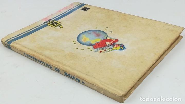 Libros antiguos: CAMPANITAS DE BELÉN. MARÍA ASCENSIÓN PLANTÍN. EDICIONES AUGUSTA. SAN SEBASTIÁN 1942 - Foto 2 - 157248842