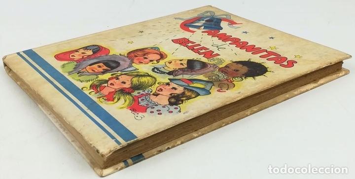 Libros antiguos: CAMPANITAS DE BELÉN. MARÍA ASCENSIÓN PLANTÍN. EDICIONES AUGUSTA. SAN SEBASTIÁN 1942 - Foto 3 - 157248842