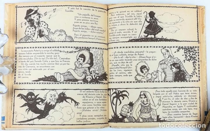 Libros antiguos: CAMPANITAS DE BELÉN. MARÍA ASCENSIÓN PLANTÍN. EDICIONES AUGUSTA. SAN SEBASTIÁN 1942 - Foto 5 - 157248842