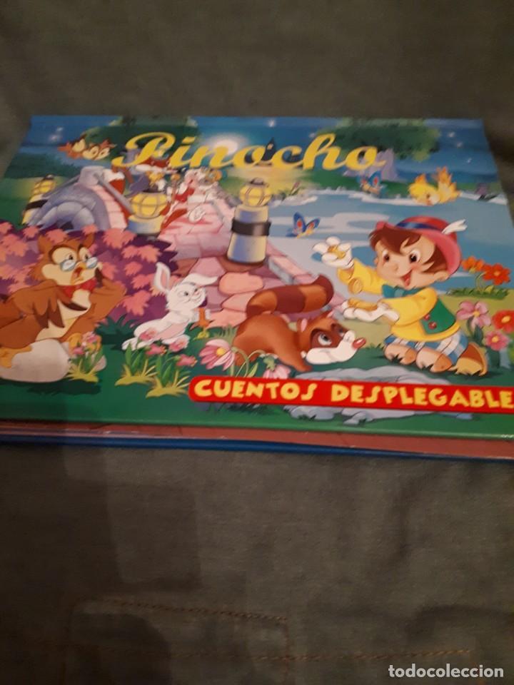 PINOCHO, CUENTO POP-UP (Libros Antiguos, Raros y Curiosos - Literatura Infantil y Juvenil - Cuentos)