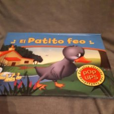 Libros antiguos: EL PATITO FEO, EN POP-UP. Lote 158381006