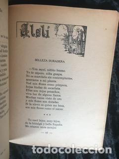 Libros antiguos: CANDOR - NIÑOS Y FLORES JOSEFINA BOLINAGA - 1934 Yagües editor - ILUSTRADO - Foto 6 - 158872034