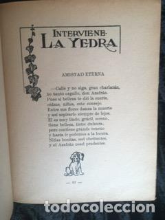 Libros antiguos: CANDOR - NIÑOS Y FLORES JOSEFINA BOLINAGA - 1934 Yagües editor - ILUSTRADO - Foto 7 - 158872034