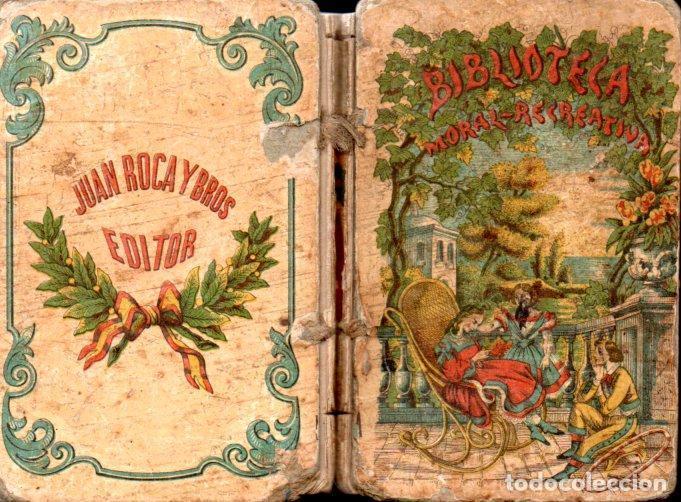 SCHMID : EL BUEN FRIDOLÍN Y EL PÍCARO TIERRY (ROCA Y BROS, 1870) (Libros Antiguos, Raros y Curiosos - Literatura Infantil y Juvenil - Cuentos)