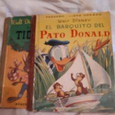 Libros antiguos: DOS CUENTOS DE WALT DISNEY. Lote 159352950