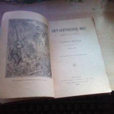 Libros antiguos: CIEN CUENTECITOS MÁS PARA LOS NIÑOS, POR CRISTÓBAL SCHMID 1912. Lote 159386534