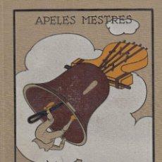 Libros antiguos: APELES MESTRES. CUENTOS VIVOS. SERIE SEGUNDA. BARCELONA, SEIX BARRAL, 1918. BUENA CONSERVACIÓN.. Lote 159495190