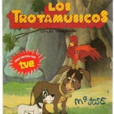 Libros antiguos: LOS TROTAMÚSICOS. Nº 7. EL TESORO DE LA GRUTA. (Z/C8). Lote 159856606