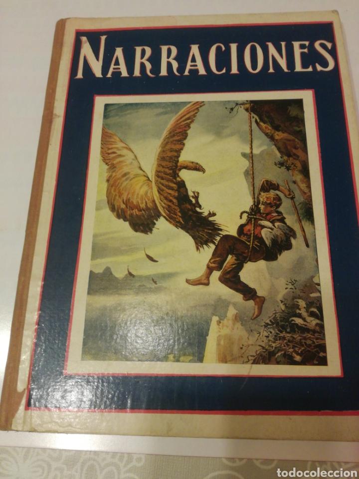 NARRACIONES DE BIBLIOTECA PARA NIÑOS (Libros Antiguos, Raros y Curiosos - Literatura Infantil y Juvenil - Cuentos)