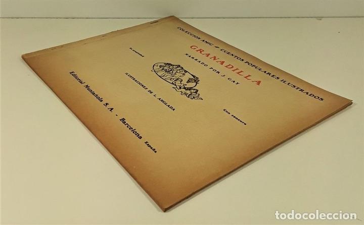 Libros antiguos: GRANADILLA. J. GAY. EDIT. MUNTAÑOLA. BARCELONA. CIRCA 1925. - Foto 3 - 160100734
