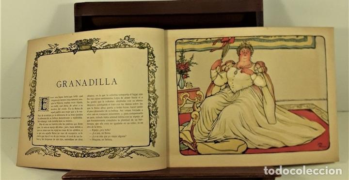 Libros antiguos: GRANADILLA. J. GAY. EDIT. MUNTAÑOLA. BARCELONA. CIRCA 1925. - Foto 4 - 160100734