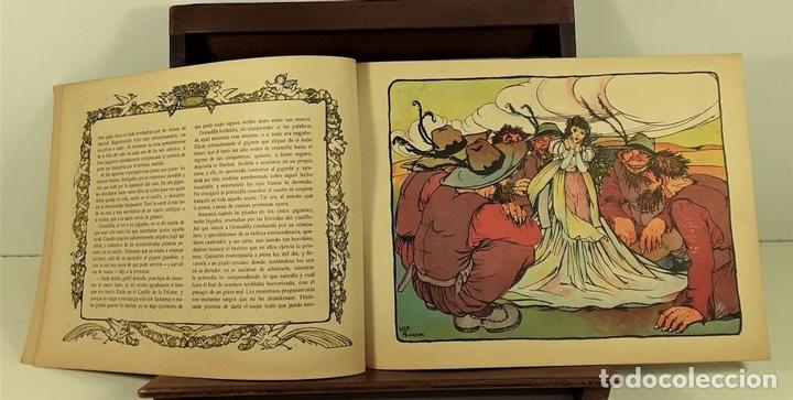 Libros antiguos: GRANADILLA. J. GAY. EDIT. MUNTAÑOLA. BARCELONA. CIRCA 1925. - Foto 5 - 160100734