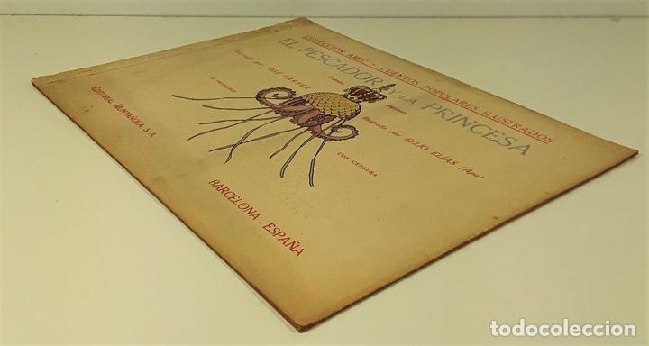 Libros antiguos: EL PESCADOR Y LA PRINCESA. J. CARNER. EDIT. MUNTAÑOLA. BARCELONA. CIRCA 1925. - Foto 2 - 160105678