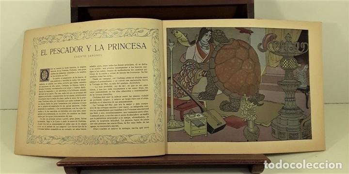 Libros antiguos: EL PESCADOR Y LA PRINCESA. J. CARNER. EDIT. MUNTAÑOLA. BARCELONA. CIRCA 1925. - Foto 4 - 160105678