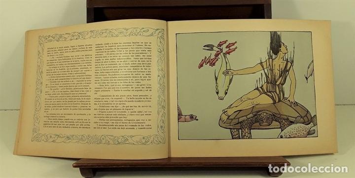 Libros antiguos: EL PESCADOR Y LA PRINCESA. J. CARNER. EDIT. MUNTAÑOLA. BARCELONA. CIRCA 1925. - Foto 5 - 160105678