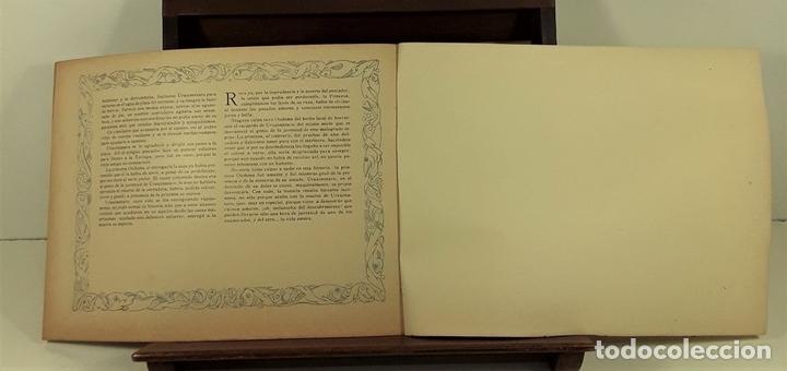Libros antiguos: EL PESCADOR Y LA PRINCESA. J. CARNER. EDIT. MUNTAÑOLA. BARCELONA. CIRCA 1925. - Foto 6 - 160105678