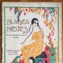 Libros antiguos: BLANCANIEVES (CALLEJA, 1923). Lote 160159938