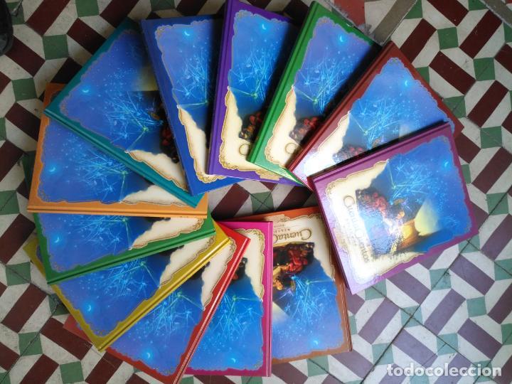 COLECCION COMPLETA 12 CUENTACUENTOS CLASICOS BILINGÜE EDI. RUEDA MUY BUEN ESTADO INGLES ESPAÑOL (Libros Antiguos, Raros y Curiosos - Literatura Infantil y Juvenil - Cuentos)