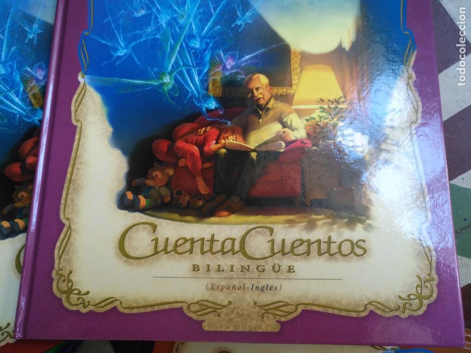 Libros antiguos: COLECCION COMPLETA 12 CUENTACUENTOS CLASICOS BILINGÜE EDI. RUEDA MUY BUEN ESTADO ingles español - Foto 2 - 160166658