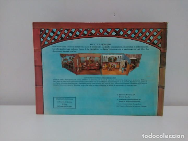 Libros antiguos: Mi casa, libro escenario, tridimensional, editorial Montena - Foto 3 - 160984130