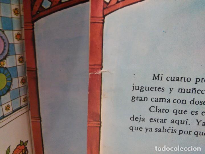 Libros antiguos: Mi casa, libro escenario, tridimensional, editorial Montena - Foto 5 - 160984130