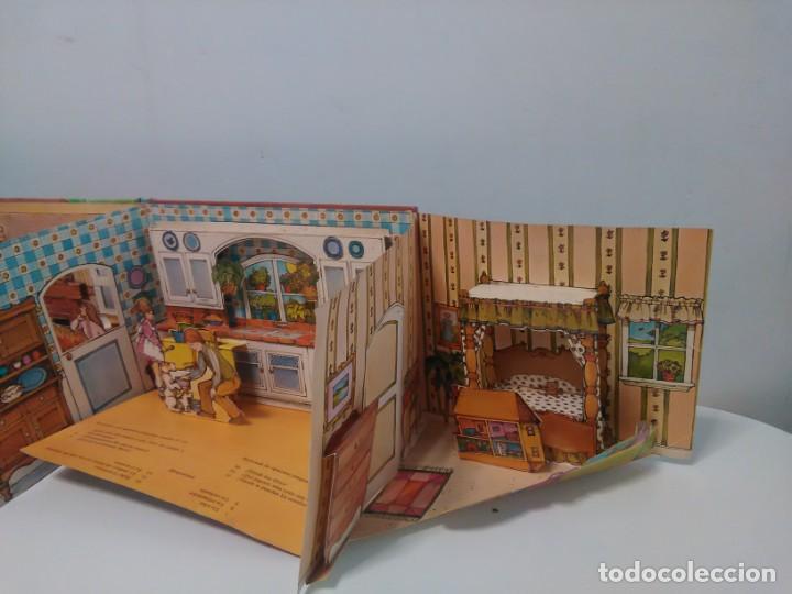 Libros antiguos: Mi casa, libro escenario, tridimensional, editorial Montena - Foto 7 - 160984130