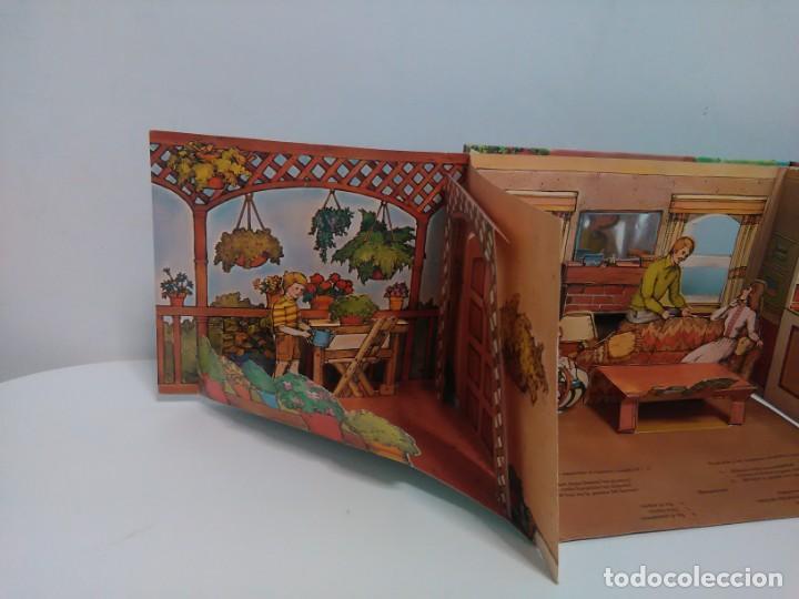 Libros antiguos: Mi casa, libro escenario, tridimensional, editorial Montena - Foto 11 - 160984130