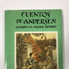 Libros antiguos: CUENTOS DE ANDERSEN. Lote 160996616