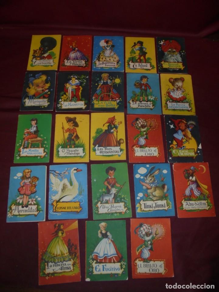 MAGNIFICOS 23 CUENTOS ANTIGUOS,COLECCION MIMOSA (Libros Antiguos, Raros y Curiosos - Literatura Infantil y Juvenil - Cuentos)