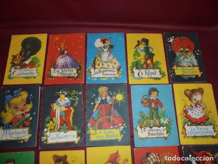 Libros antiguos: magnificos 23 cuentos antiguos,coleccion mimosa - Foto 2 - 161279978