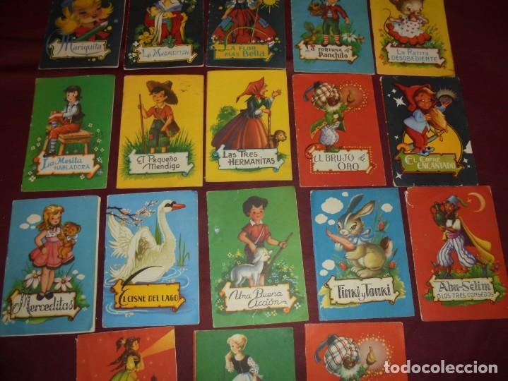 Libros antiguos: magnificos 23 cuentos antiguos,coleccion mimosa - Foto 3 - 161279978