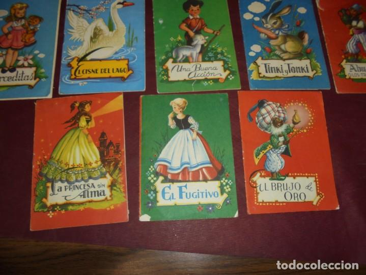Libros antiguos: magnificos 23 cuentos antiguos,coleccion mimosa - Foto 4 - 161279978