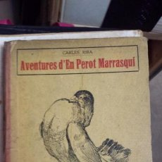Libros antiguos - Aventures D'EN PEROT, MARRASQUI ilustrado por JOSE SEGRELLES - 161757994