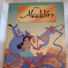 Libros antiguos: ALADDIN, DE DISNEY. Lote 161879378