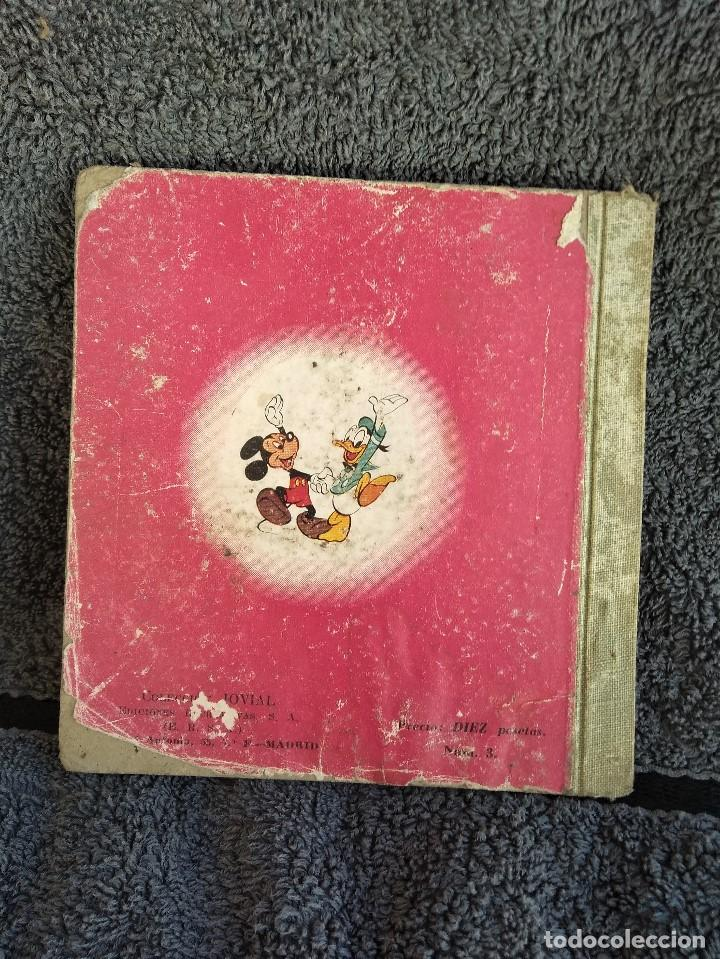 Libros antiguos: LIBRO DE WALT DISNEY POBRE PLUTO - Foto 2 - 161907222