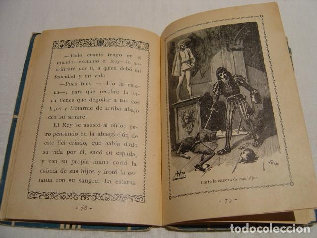 Libros antiguos: CUENTOS EXTRAORDINARIOS - LA REINA DE LAS HORMIGAS - CALLEJA BIBLIOTECA ESCOLAR RECREATIVA - Foto 6 - 163130742