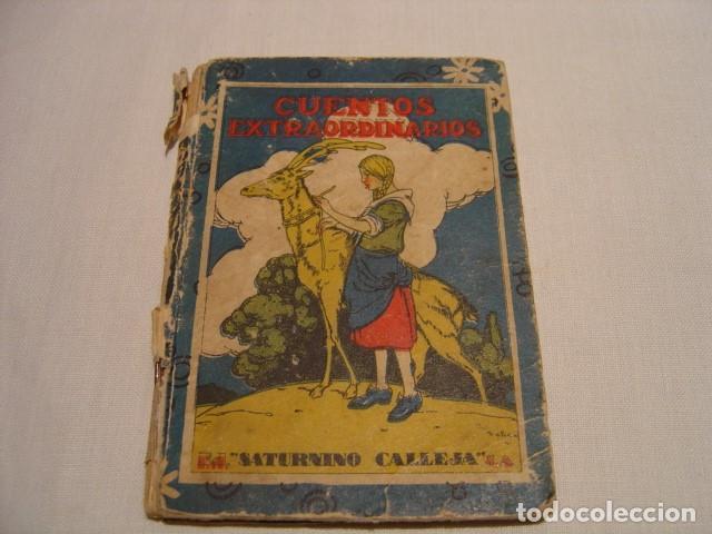 Libros antiguos: CUENTOS EXTRAORDINARIOS - LA REINA DE LAS HORMIGAS - CALLEJA BIBLIOTECA ESCOLAR RECREATIVA - Foto 8 - 163130742