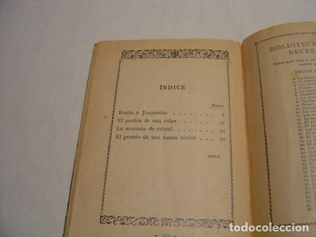Libros antiguos: CUENTOS EXTRAORDINARIOS - LA REINA DE LAS HORMIGAS - CALLEJA BIBLIOTECA ESCOLAR RECREATIVA - Foto 13 - 163130742