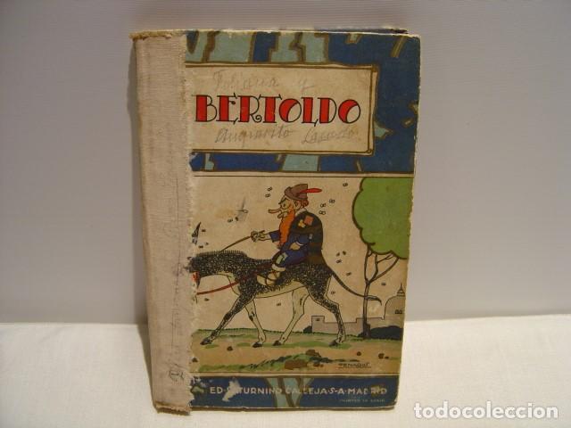BERTOLDO - CALLEJA BIBLIOTECA ILUSTRADA XXIII NUEVA EDICIÓN (Libros Antiguos, Raros y Curiosos - Literatura Infantil y Juvenil - Cuentos)