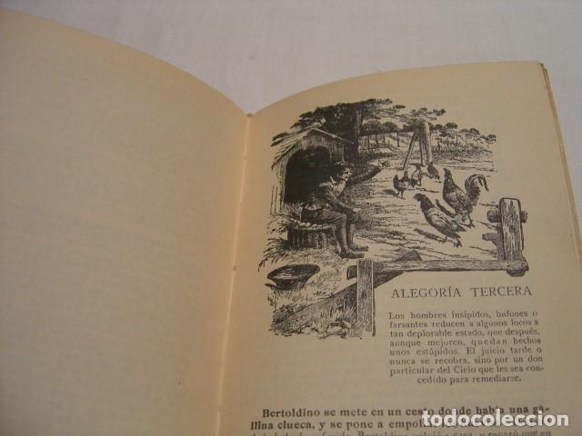 Libros antiguos: BERTOLDO - CALLEJA BIBLIOTECA ILUSTRADA XXIII NUEVA EDICIÓN - Foto 5 - 163134690