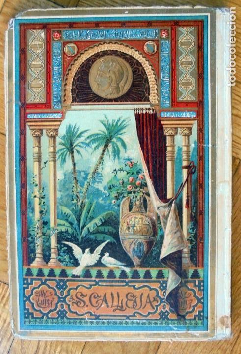 Libros antiguos: De artesano a emperador ó El palacio encantado. Ilustrado por Díaz Huertas. Calleja. Grabados - Foto 4 - 163452246