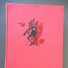 Libri antichi: PINOCHO- EDICIÓN REGALO CON LÁMINAS COLOR - JUVENTUD, 1962. Lote 163770218