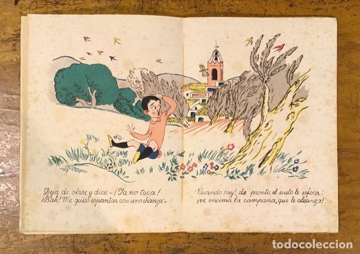 Libros antiguos: LA CAMPANA QUE ANDA, GOETHE, AÑO 1920 - Foto 4 - 164592814
